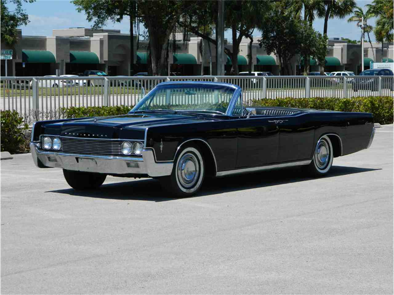 1966 lincoln continental for sale cc 982899. Black Bedroom Furniture Sets. Home Design Ideas