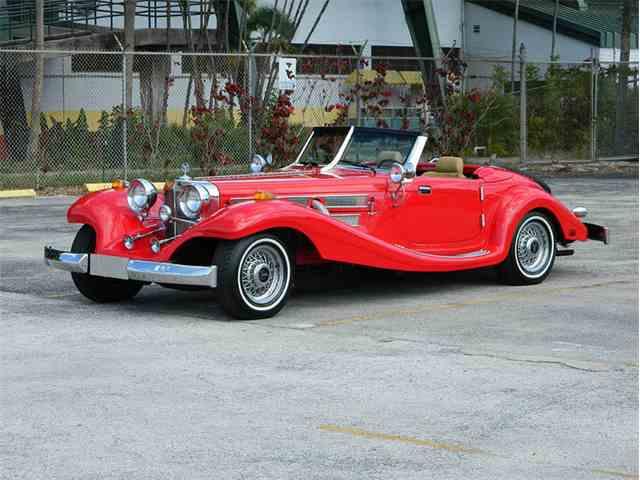 1935 Mercedes-Benz 500K | 982900