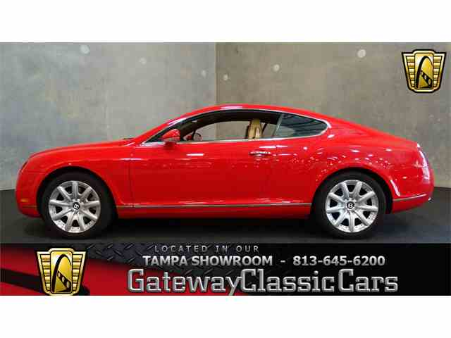 2005 Bentley Continental | 982903