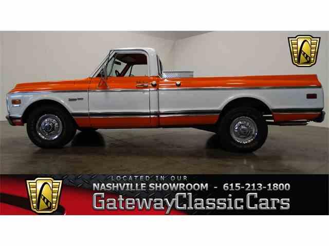1972 Chevrolet C/K 20 | 982904