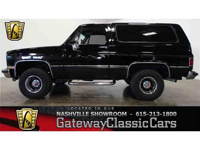 1986 Chevrolet Truck | 982905