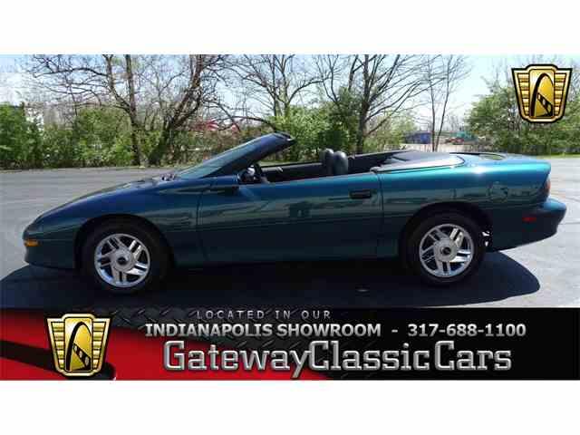 1996 Chevrolet Camaro | 982907
