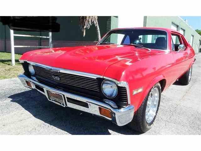 1972 Chevrolet Nova | 982914