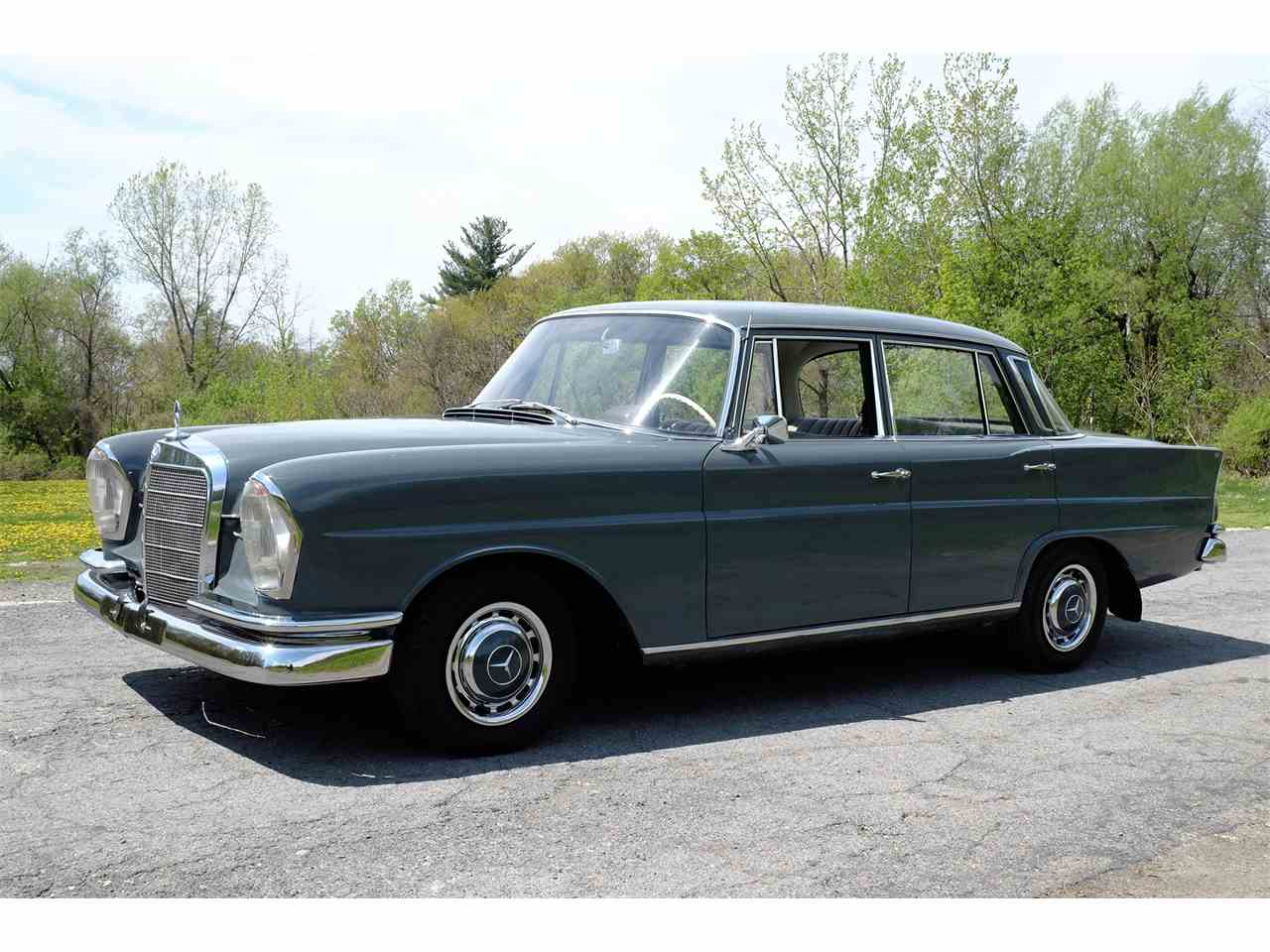 1965 mercedes benz 230 for sale cc 982915 for Mercedes benz address