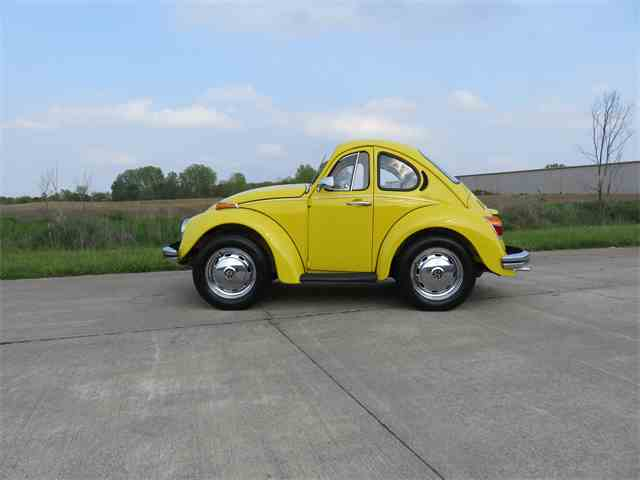"1974 Volkswagen Beetle ""Shorty"" Custom 
