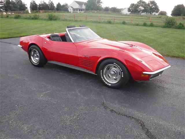 1971 Chevrolet Corvette | 982924