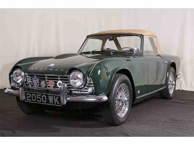 1962 Triumph TR4 | 982927