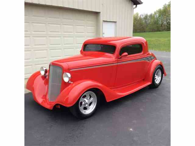 1934 Chevrolet Coupe | 980293