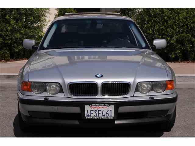 2000 BMW 740i | 982937