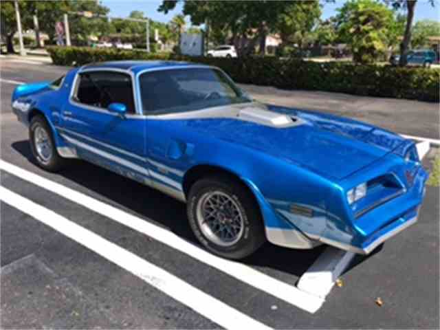 1978 Pontiac Firebird Trans Am | 982942