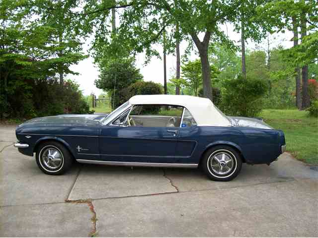 1964 Ford Mustang | 982945