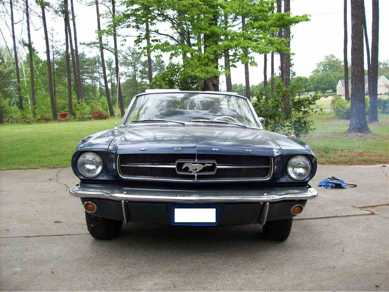 Large Picture of '64 Mustang - L2G1