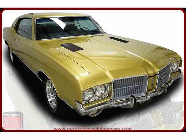 1971 Oldsmobile Cutlass Supreme | 982948