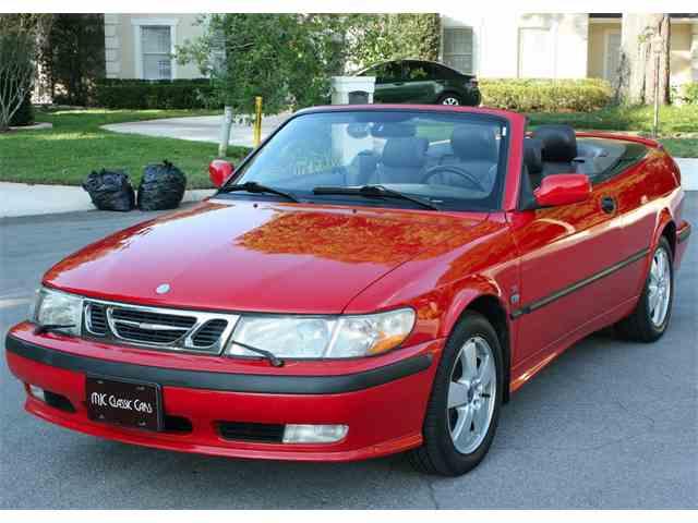 2002 Saab 9-3 | 980296