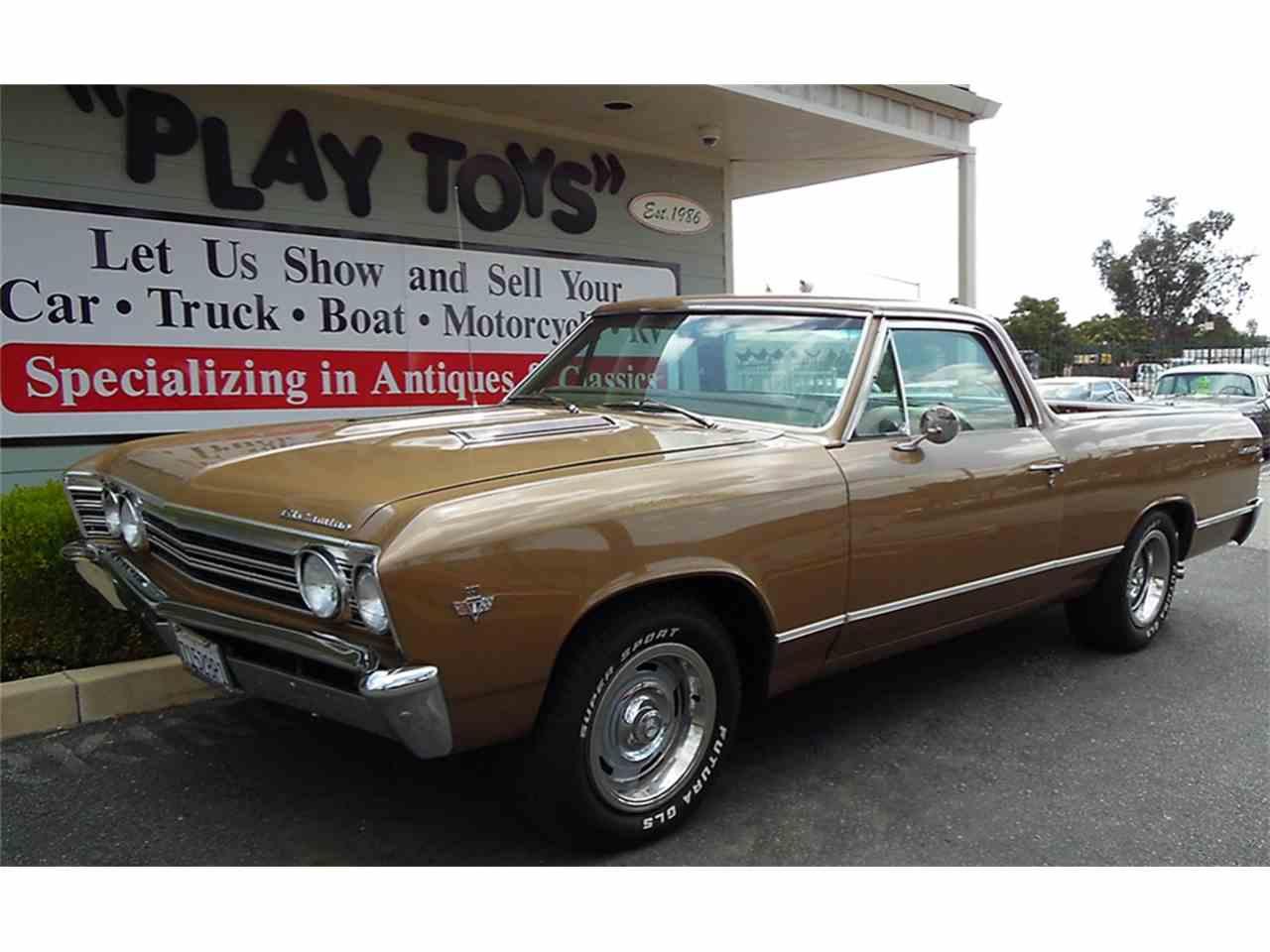 1967 Chevrolet El Camino for Sale - CC-982965