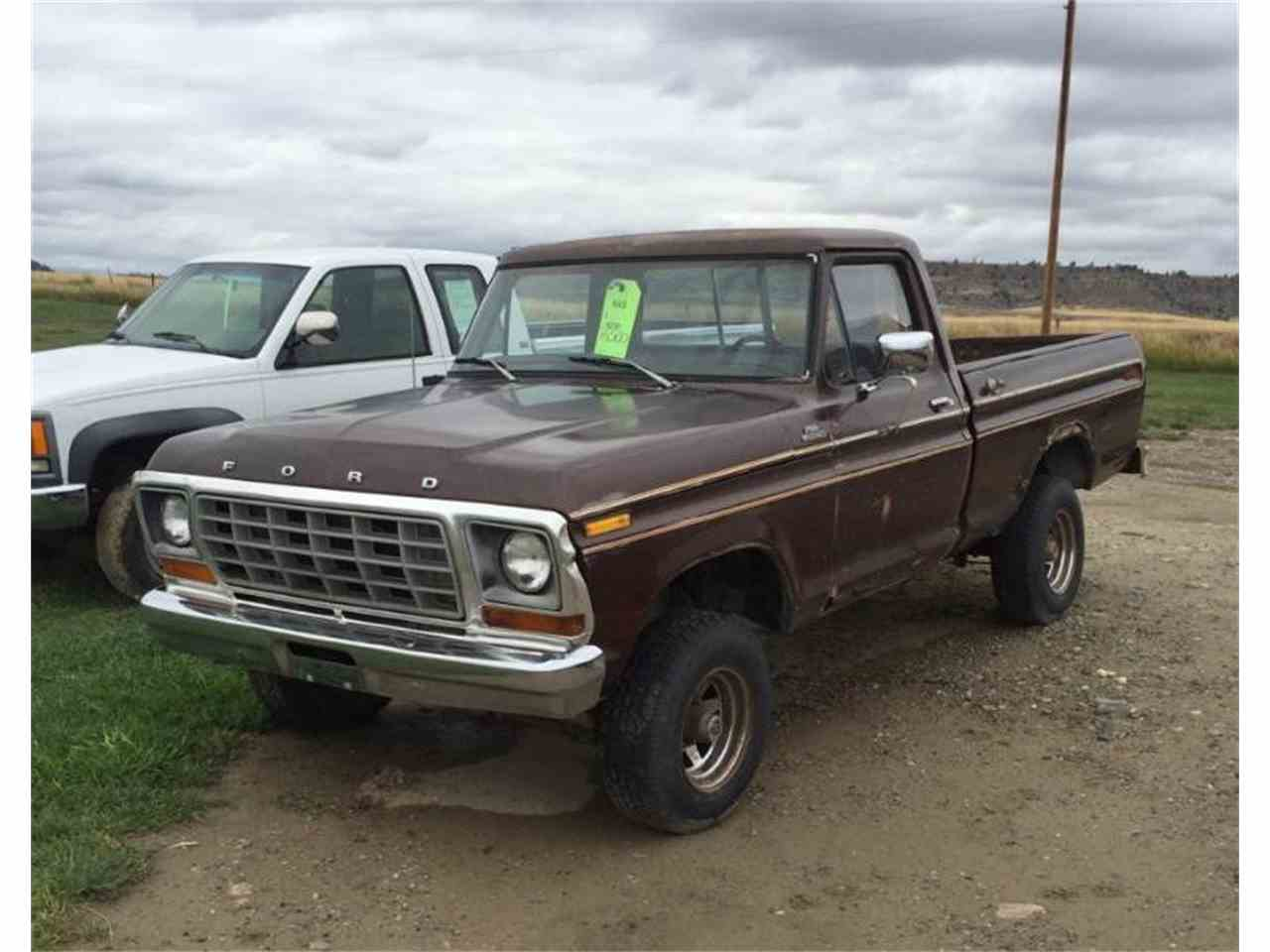 1978 ford f150 for sale cc 982968. Black Bedroom Furniture Sets. Home Design Ideas