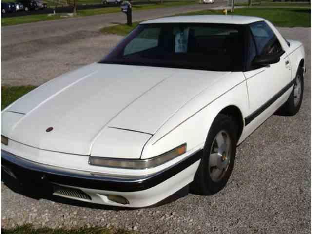 1989 Buick Reatta | 982981