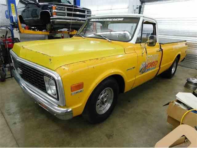 1972 Chevrolet C/K 10 | 982983