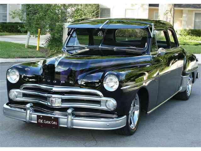 1950 Dodge Coronet | 980299