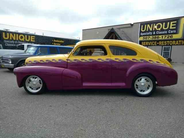 1947 Chevrolet Fleetline | 980003