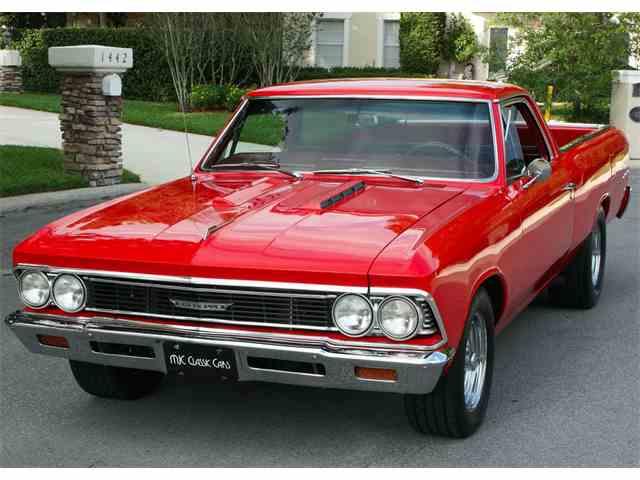 1966 Chevrolet El Camino | 980300
