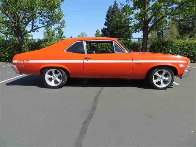 1972 Chevrolet Nova | 983000