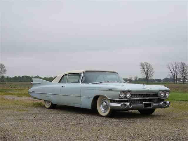 1959 Cadillac Series 62 | 983002