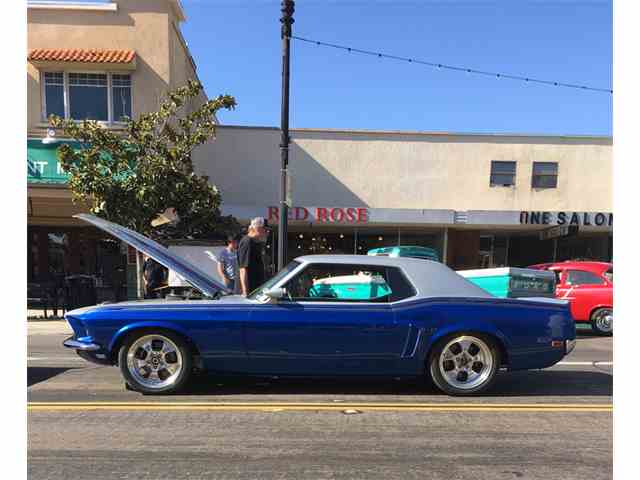 1969 Ford Mustang | 983007