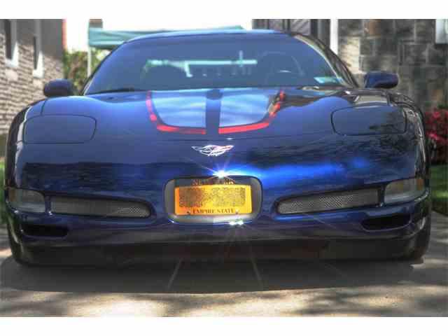 2004 Chevrolet Corvette Z06   983008