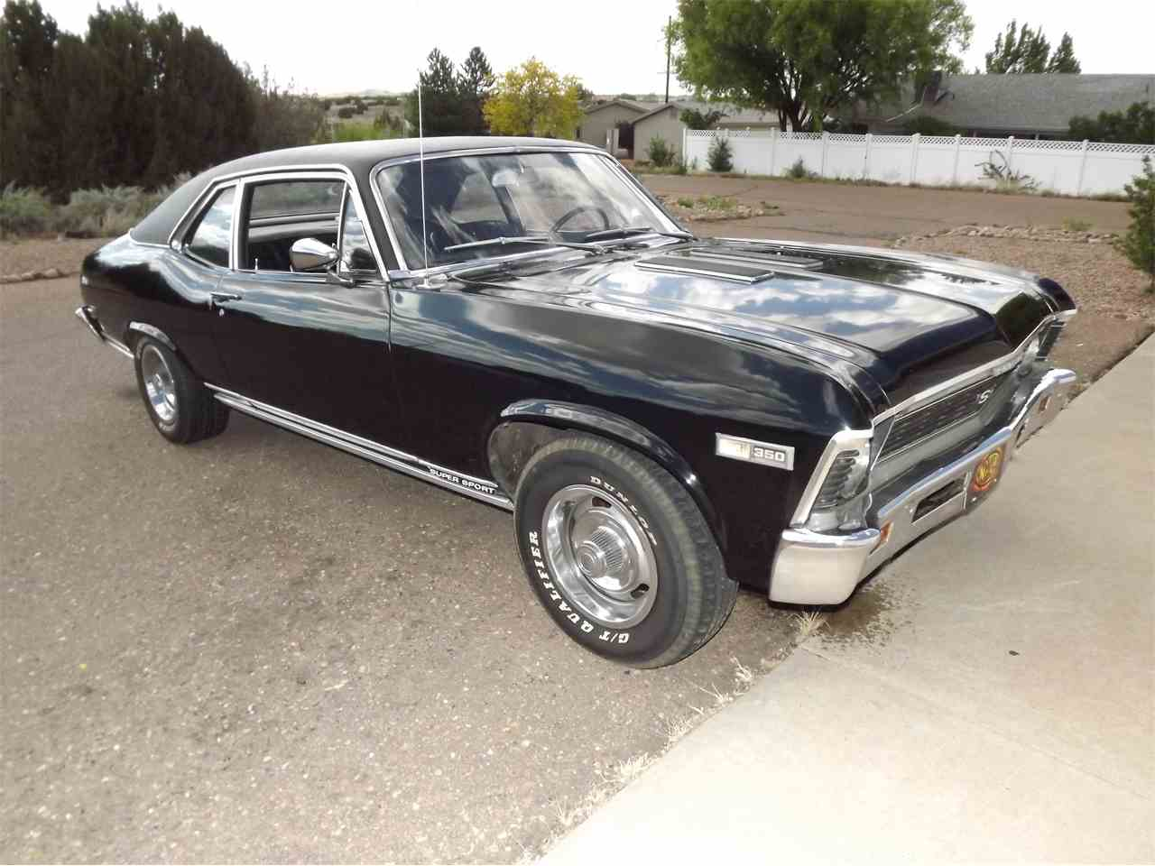 1968 chevrolet chevy ii nova ss for sale cc 983009. Black Bedroom Furniture Sets. Home Design Ideas