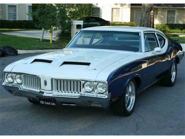 1970 Oldsmobile Cutlass | 980301
