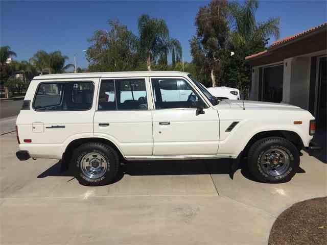 1987 Toyota Land Cruiser FJ | 983010