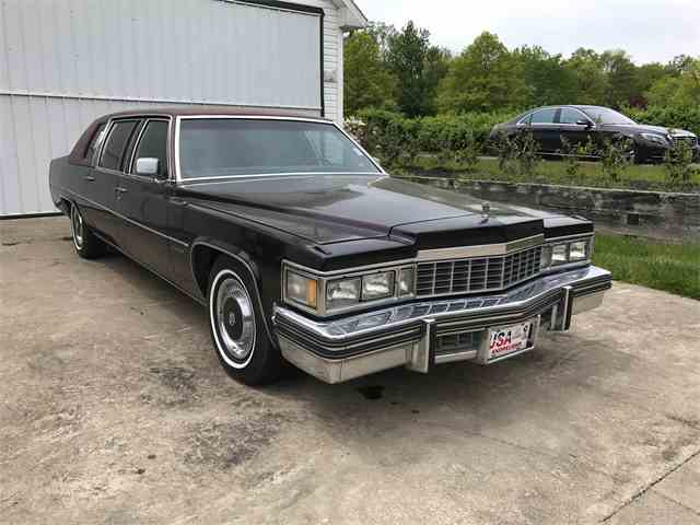 1977 Cadillac Fleetwood Limousine | 983011
