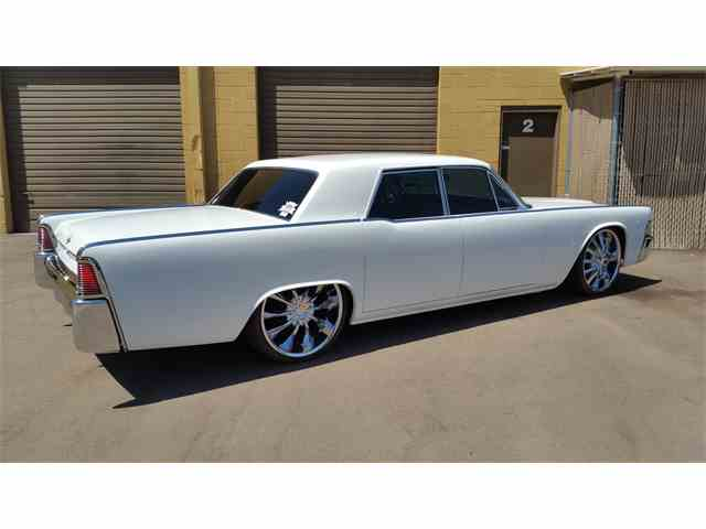 1965 lincoln continental for sale on 4 available. Black Bedroom Furniture Sets. Home Design Ideas