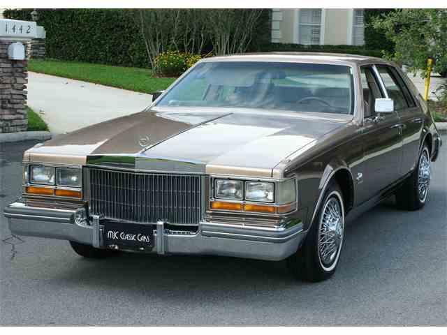 1980 Cadillac Seville | 983015