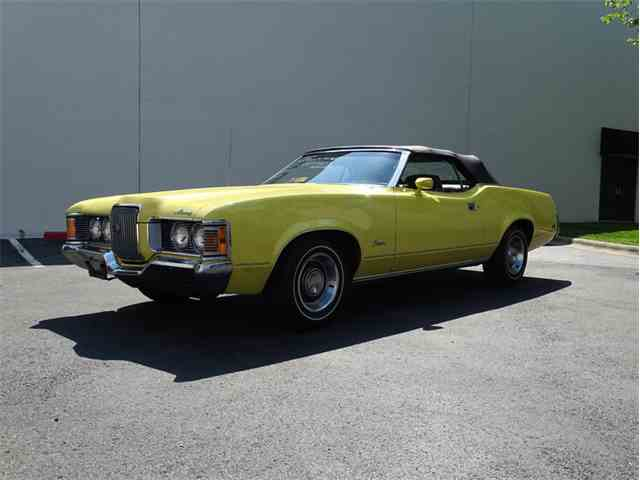 1971 Mercury Cougar XR7 | 983027