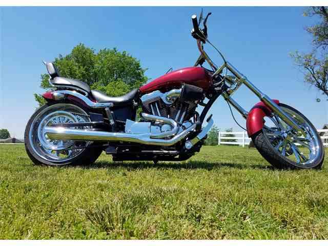 2009 Harley-Davidson Thunder Mountain Custom | 983029