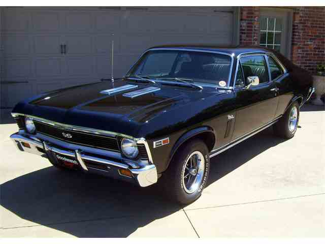 1969 Chevrolet Nova SS | 980304