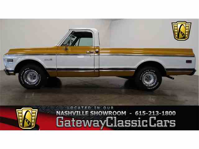 1972 Chevrolet C/K 10 | 983042