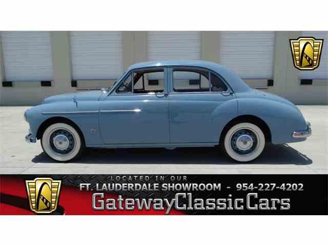 1959 MG Magnette   983049
