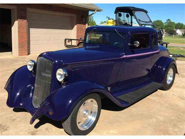 1933 Plymouth Street Rod | 980305