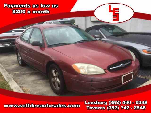 2002 Ford Taurus | 983054
