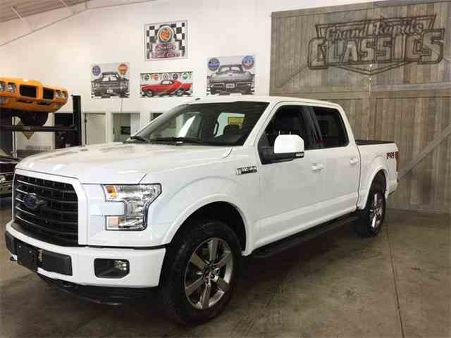 2016 Ford F150 | 983065