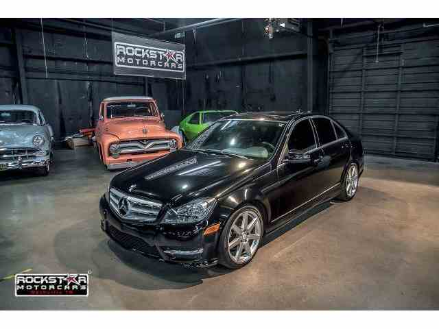 2012 Mercedes-Benz C-Class | 983072