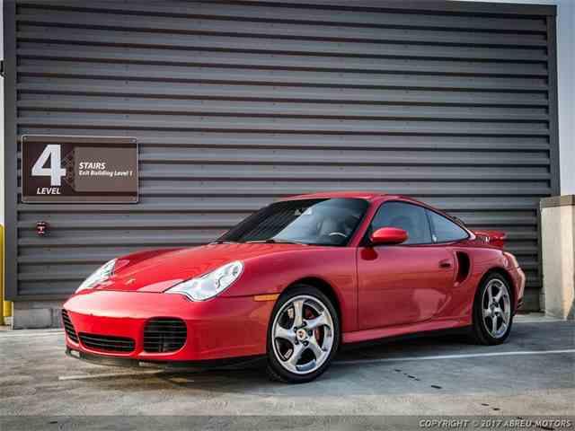 2001 Porsche 911 | 983076