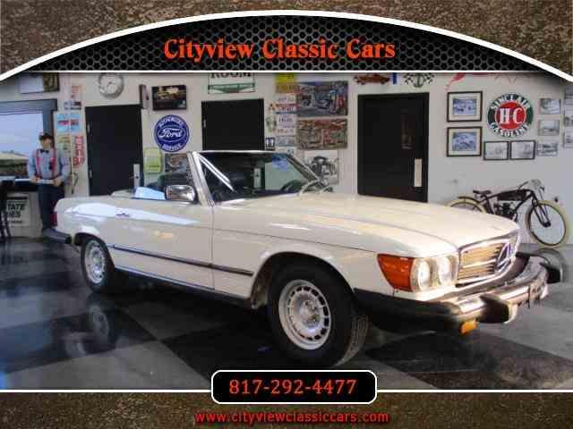 1982 Mercedes-Benz 380 | 983089