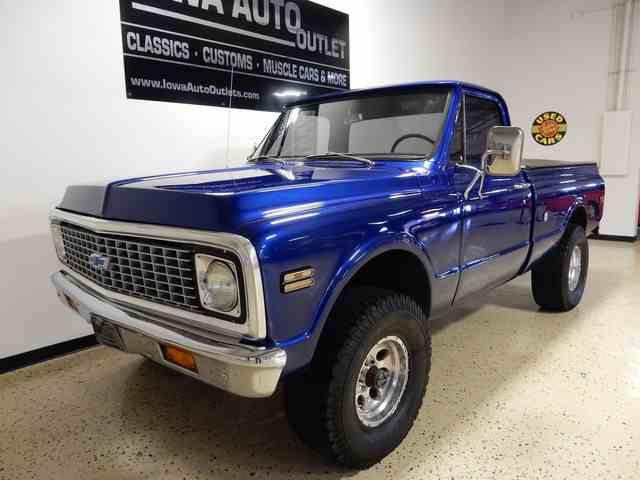1971 Chevrolet Silverado | 983090