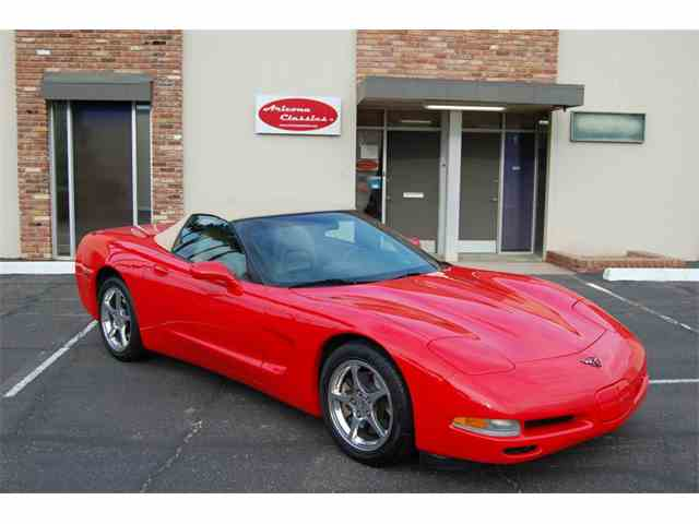 2002 Chevrolet Corvette | 983093