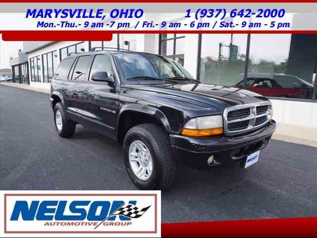 2001 Dodge Durango | 983098