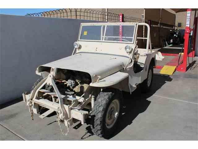 1948 Willys CJ2 | 983102